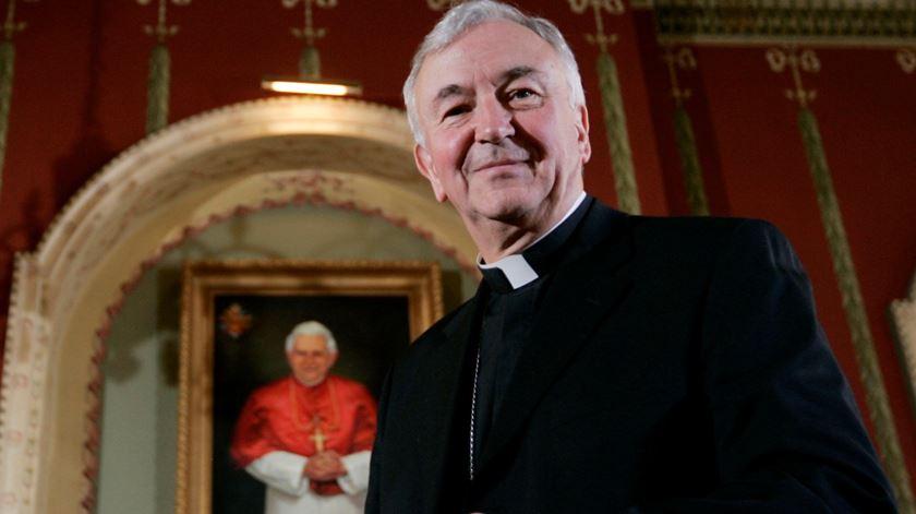 Cardeal Vincent Nichols, arcebispo de Westminster e presidente da Conferência Episcopal de Inglaterra e País de Gales. Foto: DR