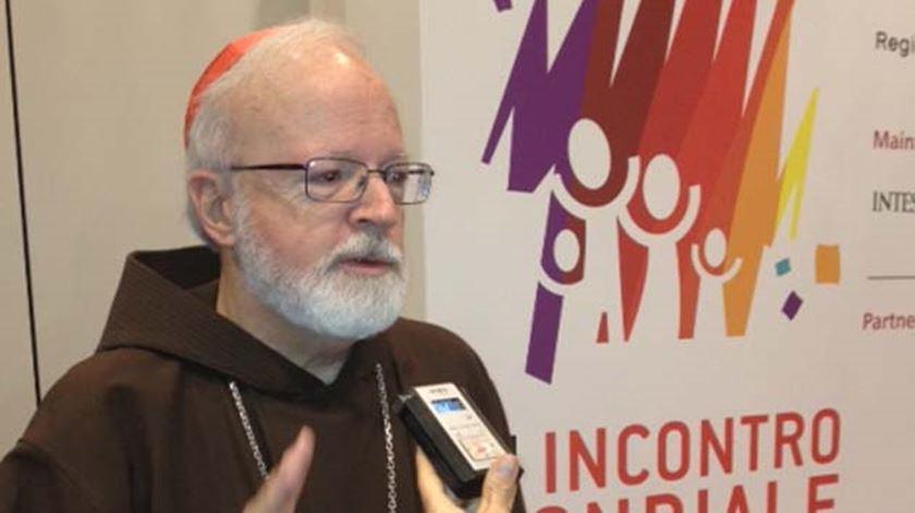 O Cardeal Sean O