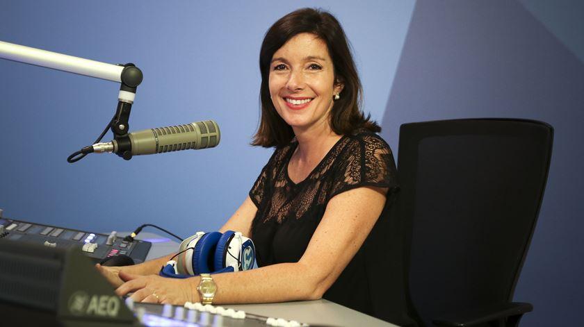 Carla Rocha é a voz da nova Manhã da Renascença