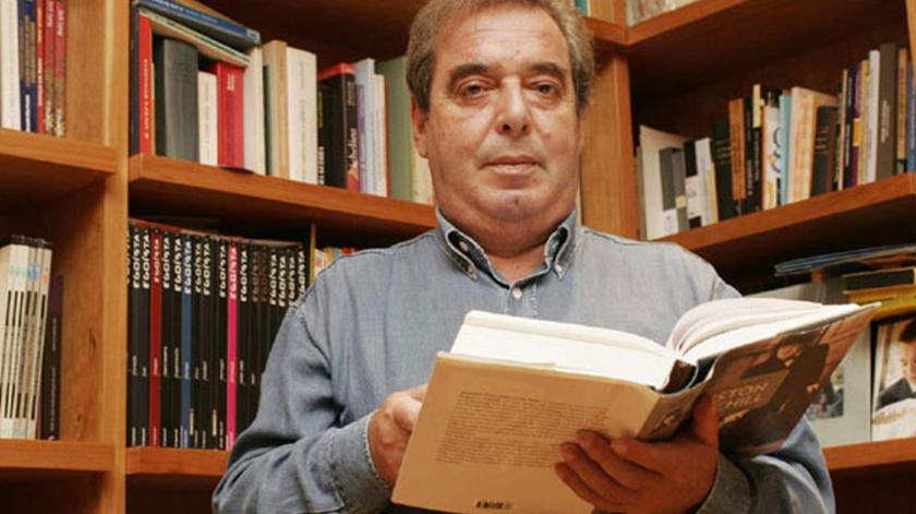 Morreu o psicanalista Carlos Amaral Dias