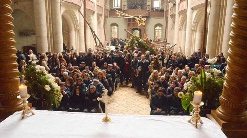 Cristãos em Alepo contam com donativo de 100 mil euros do Papa Francisco. Foto: AFP