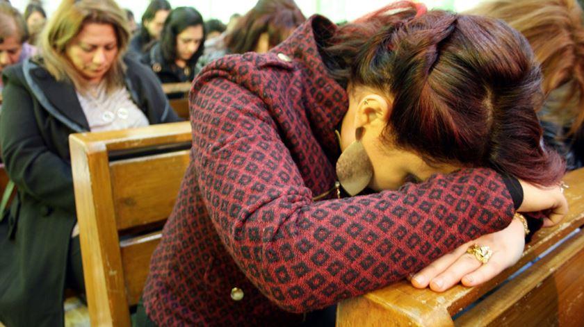 Os cristãos do Iraque têm sido alvo de perseguição, classificada por alguns estados como genocídio. Foto: DR