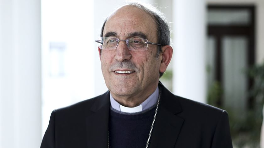D. António Marto, Bispo de Leiria-Fátima. Foto: Teresa Abecasis/RR