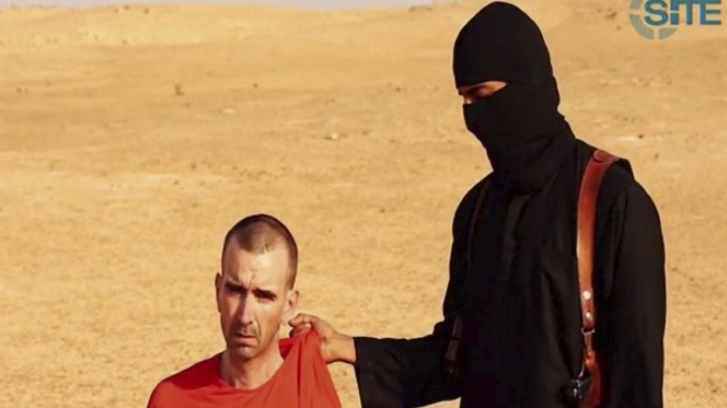 Estado Islâmico terá decapitado um refém britânico