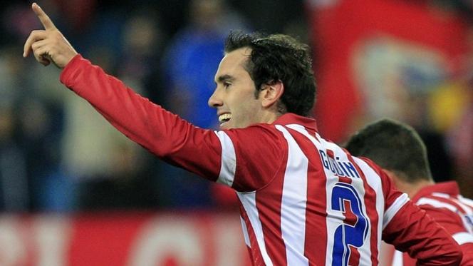 """Atlético de Madrid ganha vantagem nos """"quartos"""" da Taça"""