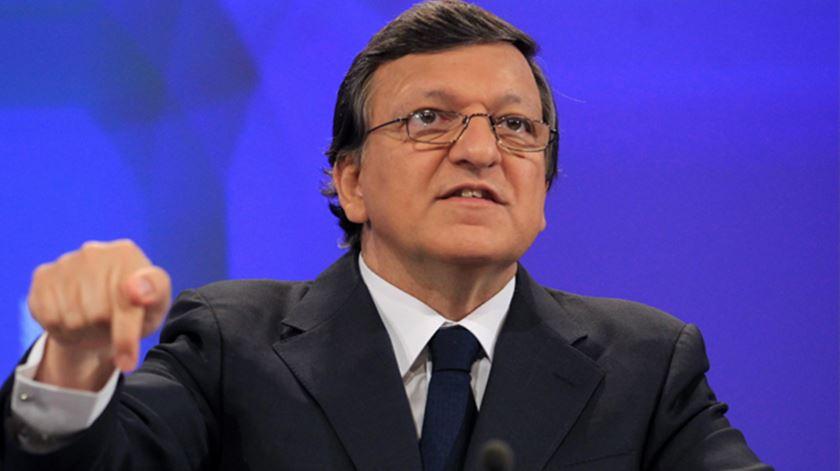 """Durão Barroso considera caso do procurador europeu """"condenável e lamentável"""""""