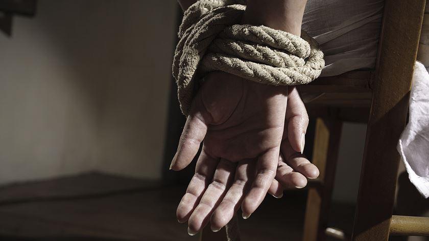 Vinte e nove milhões de mulheres e meninas são vítimas de escravatura