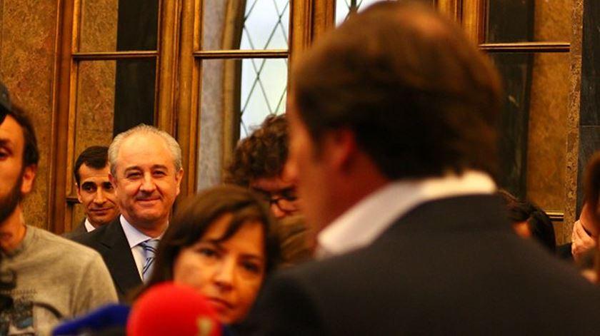 """Rio elogia Portas, mas """"nada está decidido"""" para Câmara de Lisboa"""