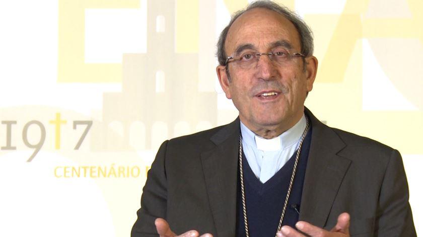 """D. António Marto. Acolher Papa em Fátima é uma """"responsabilidade"""""""