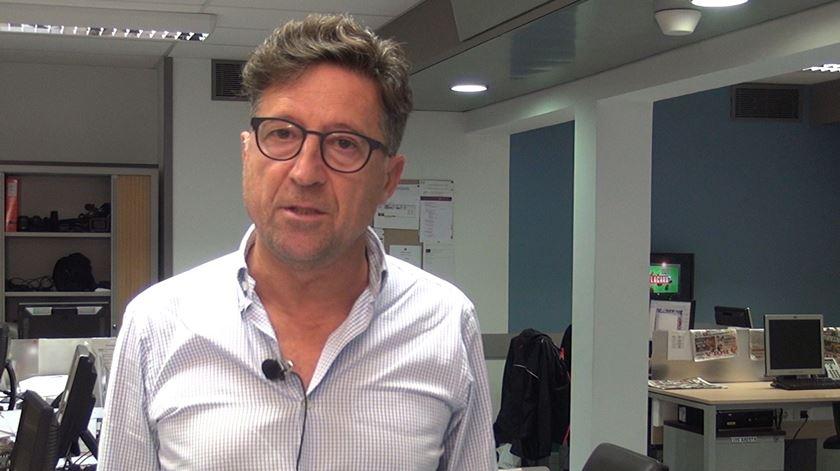 José Alberto Lemos e os três destaques da noite: PS, Bloco e Livre