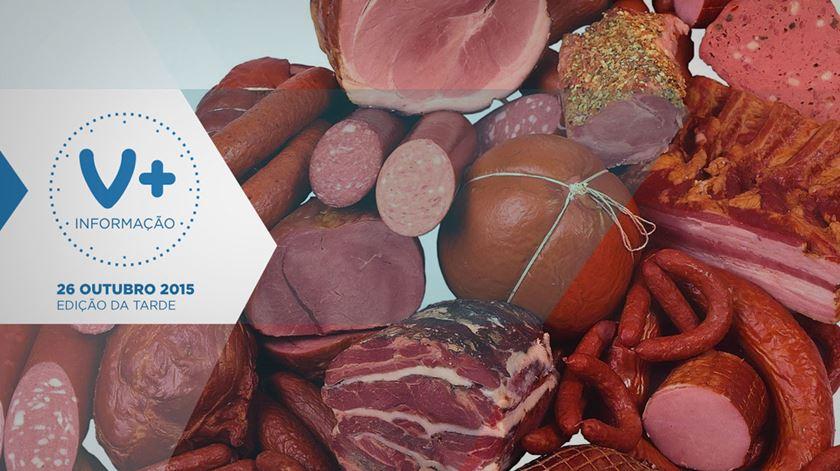 Carne processada pode provocar cancro