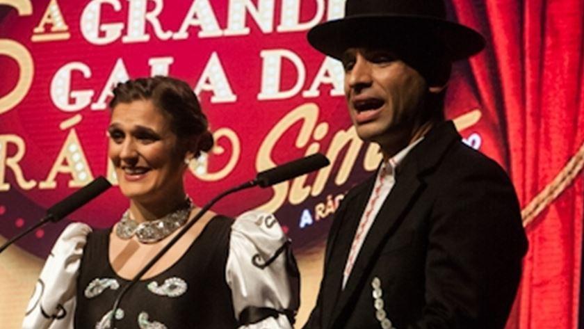 José Manuel Monteiro e Inês Carneiro