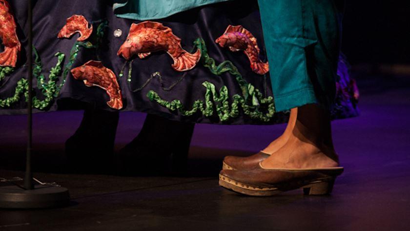 O pormenor das socas do José Manuel Monteiro