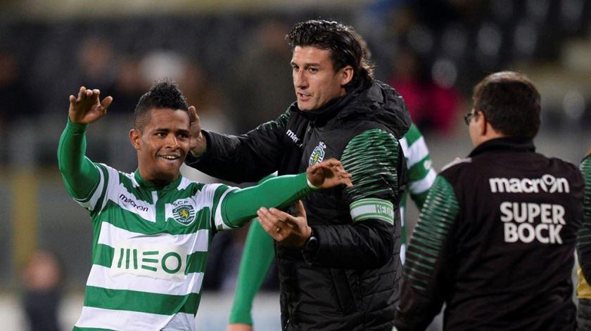 Ex-guarda-redes do Sporting Nelson Pereira torna-se vereador na câmara de Torres Vedras
