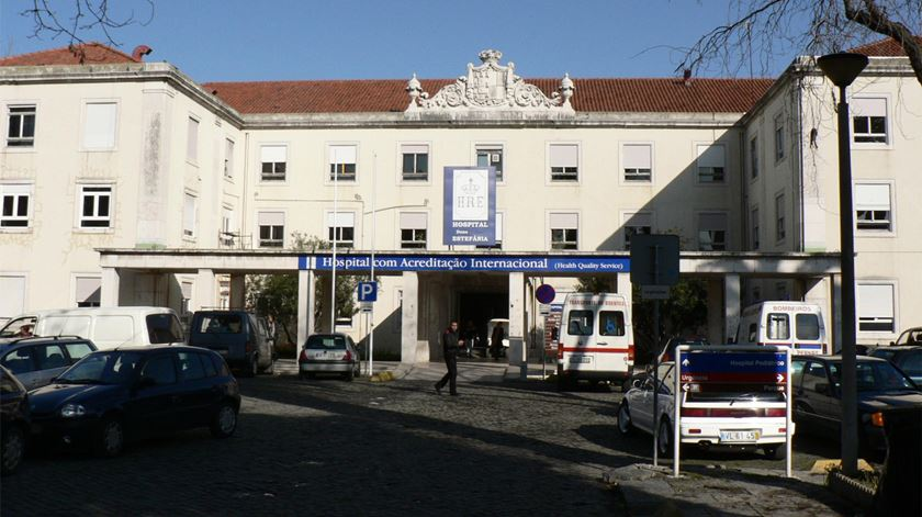 Hospital D. Estefânia, em Lisboa, onde Jacinta morreu em 1920. Foto: DR