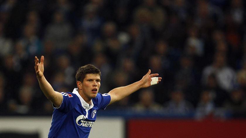 Huntelaar está de volta ao Schalke 04