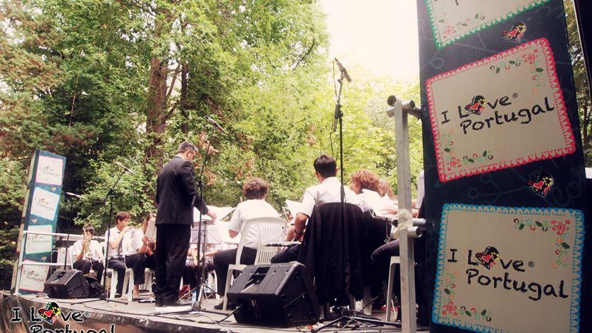 A Orquestra Filarmónica