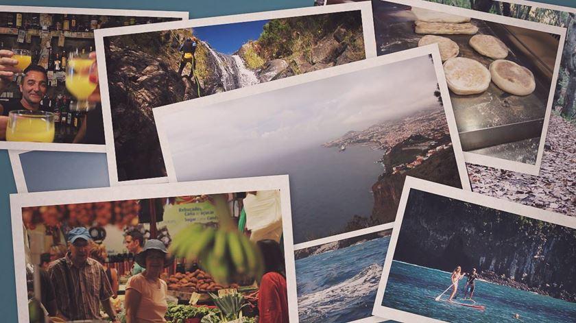 O que é que um turista na Madeira não pode mesmo perder?