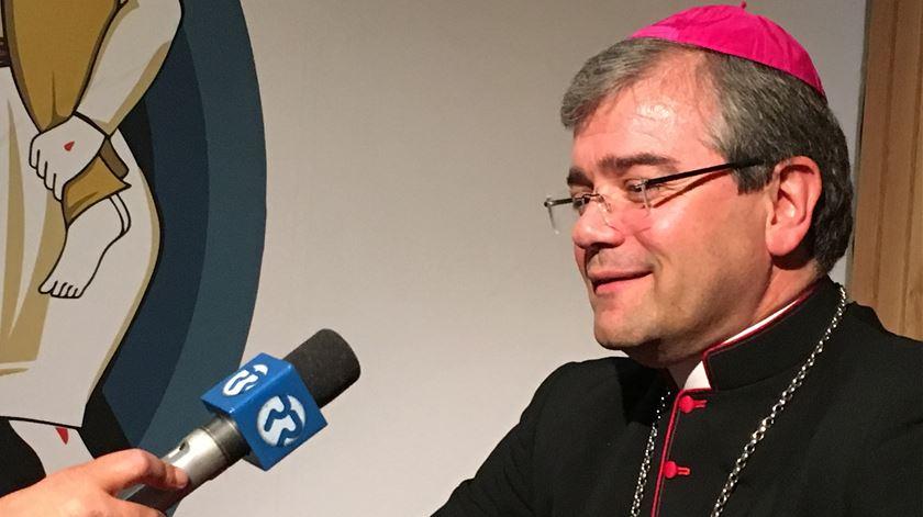 D. José Cordeiro nomeado para um cargo na Santa Sé. Foto: DR