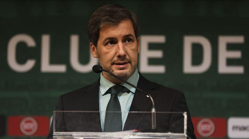 Bruno de Carvalho reunido por causa dos erros de arbitragem
