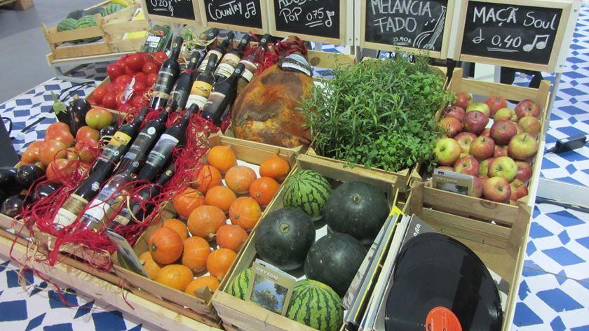 Mercado de Sabores 2012