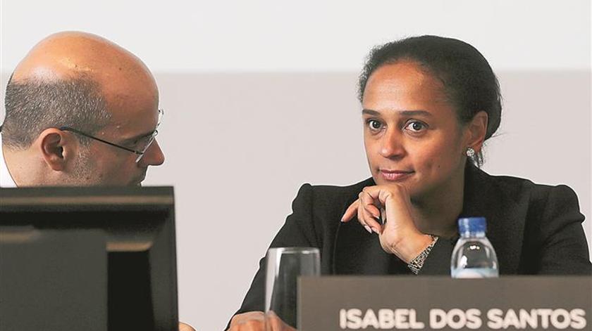 """BPI. Isabel dos Santos diz que acordo com CaixaBank """"nunca foi finalizado"""""""