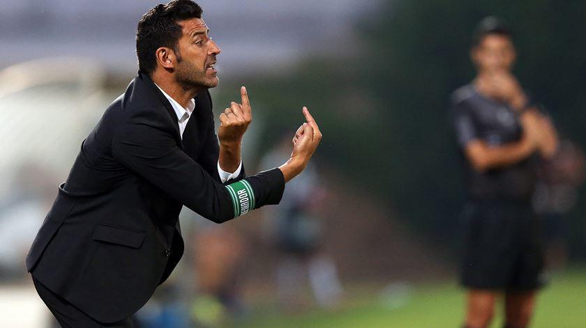 Capucho é o novo treinador do Covilhã