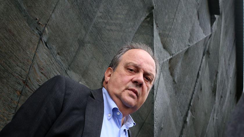 João Soares. Foto: Manuel de Almeida/Lusa