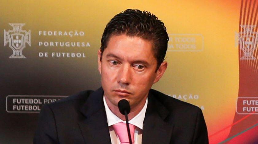 José Gomes lidera o Conselho de Arbitragem da FPF. Foto: apaf