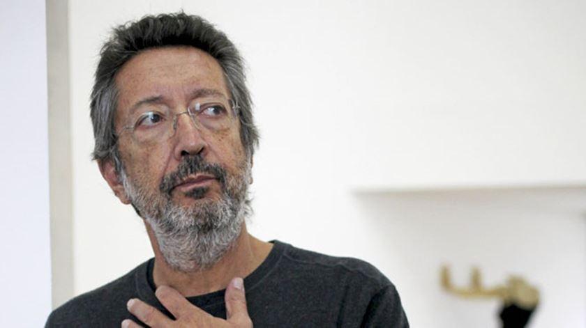 Julião Sarmento. Foto: DR