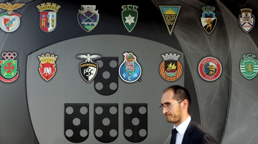 Clubes profissionais acusados de prática ilícita pela Autoridade da Concorrência Foto: DR