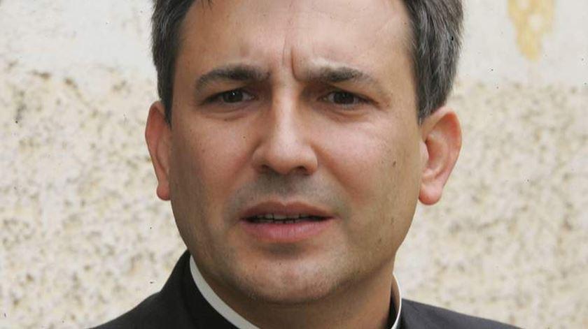 Padre Vallejo Balda. Foto: DR