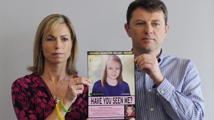 Scotland Yard volta a casa sem novidades no caso Maddie