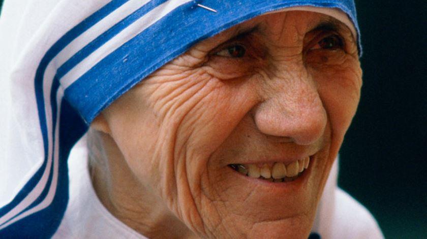 Madre Teresa de Calcutá. Foto: DR