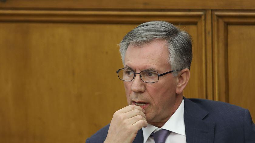 Armando Vara vai ser ouvido na comissão de inquérito à Caixa Geral de Depósitos