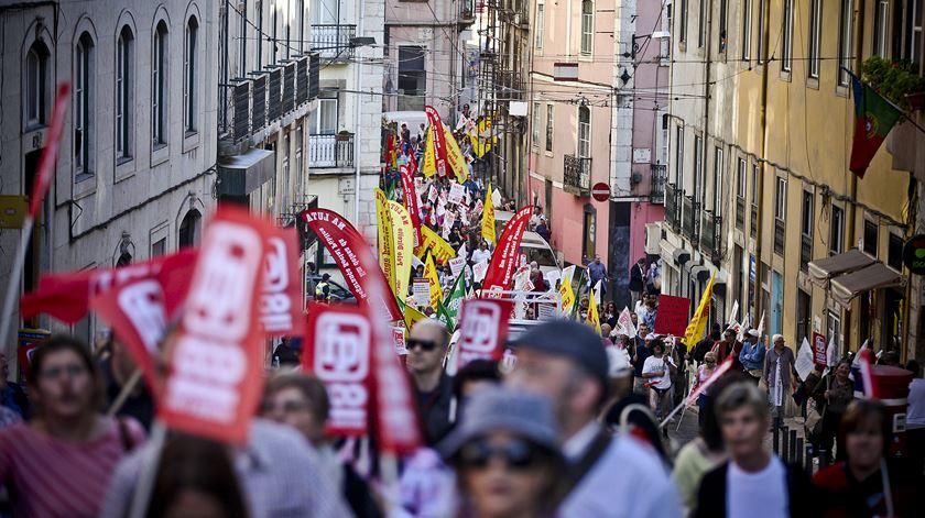 Frente Comum marca greve nacional da função pública para 20 de março