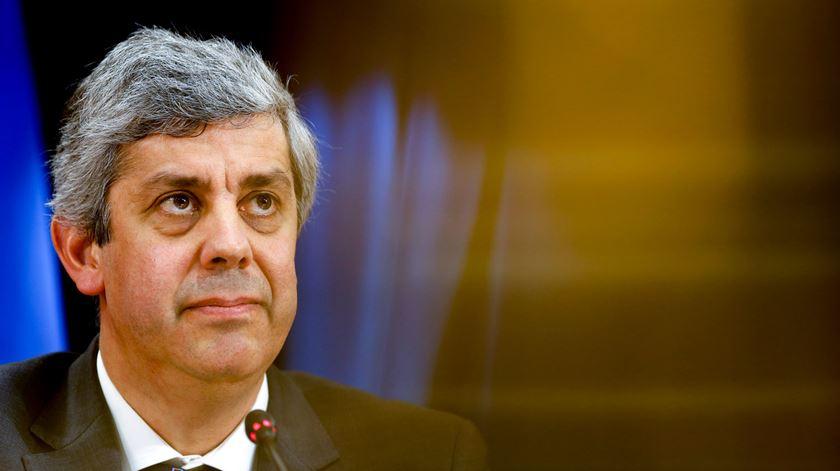 Programa de estabilidade. Mário Centeno acredita no crescimento económico