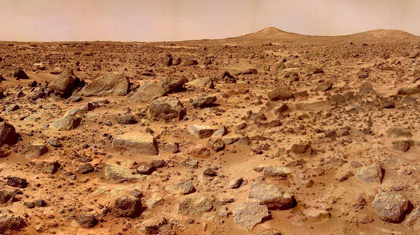 NASA prepara lançamento de robô que vai extrair amostras de rochas de Marte