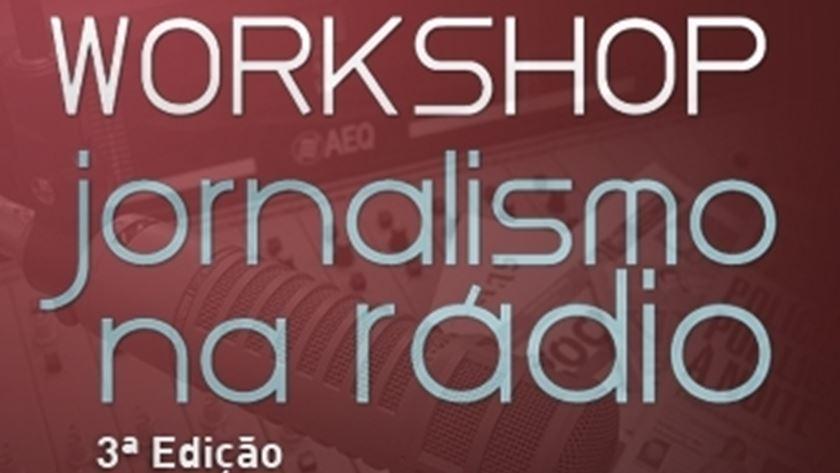 Workshop Jornalismo na Rádio