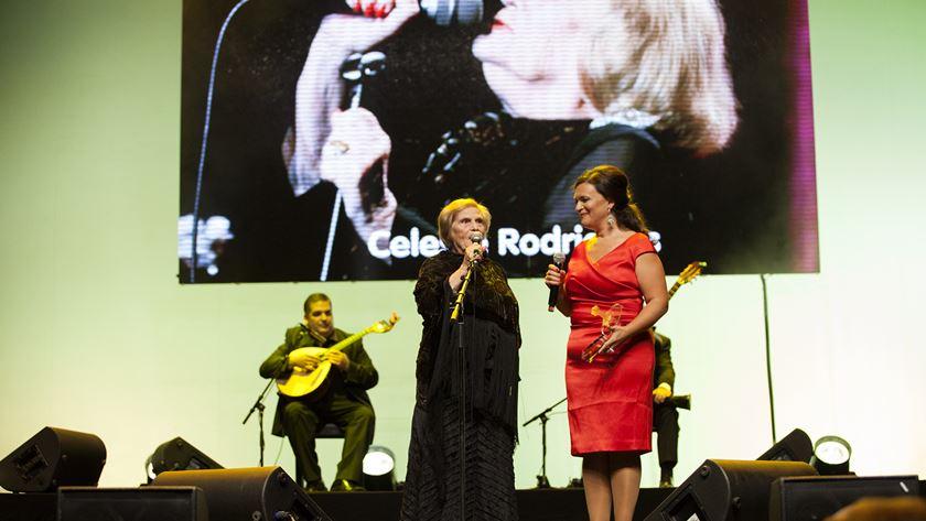 Homenagem a Celeste Rodrigues
