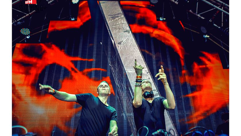 Sick Individuals on stage