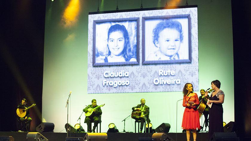 Claudia Fragoso e Rute Oliveira