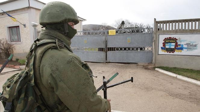 Observadores novamente impedidos de entrar na Crimeia