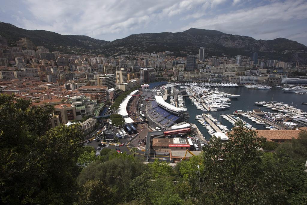 GP do Mónaco marcado para 23 de maio Foto: Valdrin Xhemaj/EPA