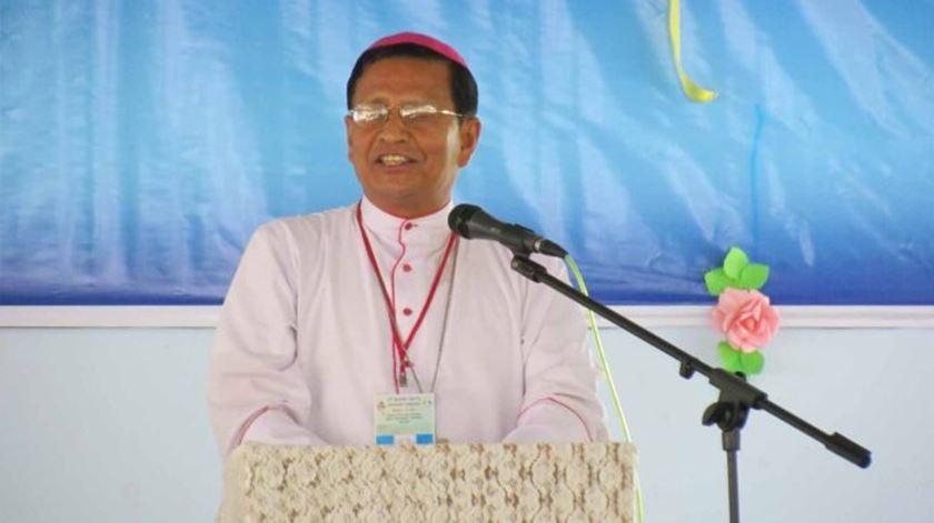 Charles Bo, arcebispo de Rangum. Foto: DR