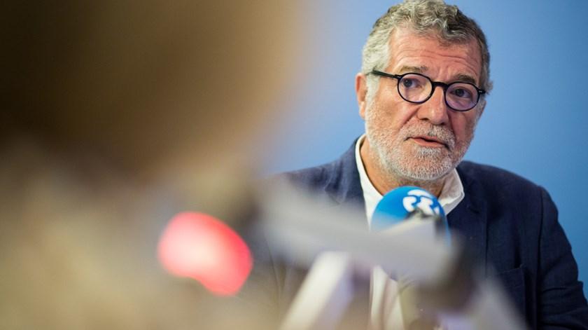 Campos e Cunha reage à morte de Medina Carreira