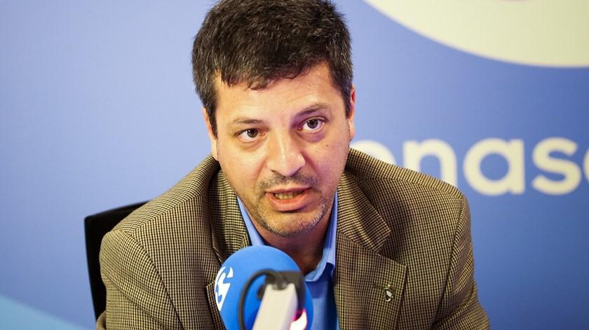 Nuno Garoupa. Foto: Ana Marta Domingues/RR