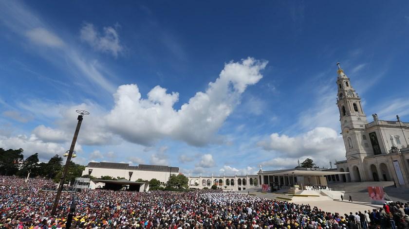 """Cada vez mais coreanos visitam Fátima. Outros mercados asiáticos estão também em """"franco crescimento"""". Foto: Nuno Veiga/Lusa"""
