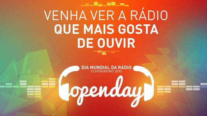 No Dia Mundial da Rádio a Renascença abriu as portas!
