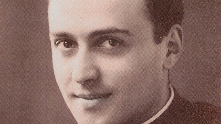 Padre Joaquim Carreira. Foto: DR